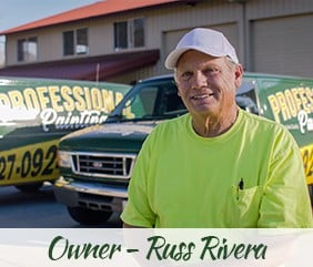 Russ Rivera, Owner of Professional Painting