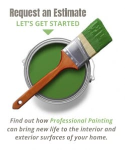 Request an Estimate - Paint Bucket Photo